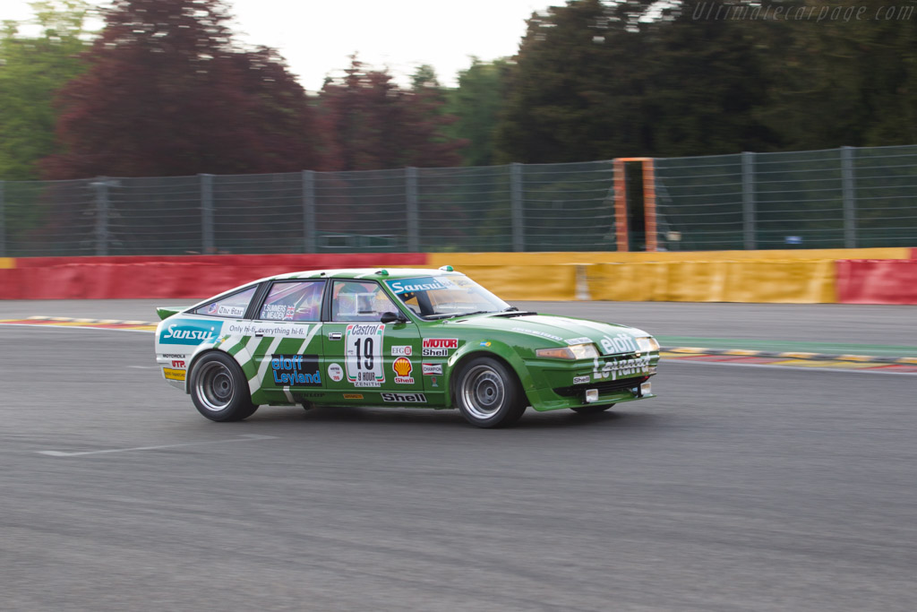 Rover SD1 3500 Group 2 - Chassis: DPR1 / RRAWK7AA145248   - 2015 Spa Classic