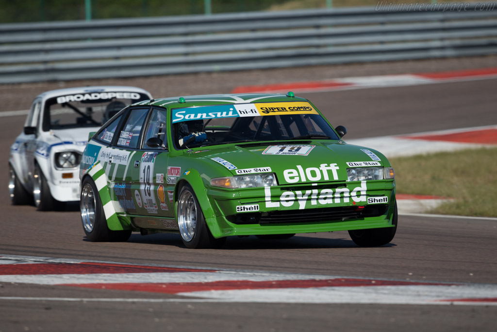 Rover SD1 3500 Group 2 - Chassis: DPR1 / RRAWK7AA145248   - 2015 Grand Prix de l'Age d'Or