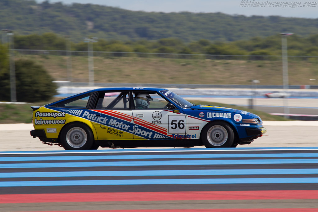 Rover SD1 3500 Group 1 - Chassis: SRG/PMG ? - Entrant: JD Classics - Driver: John Young  - 2015 Dix Mille Tours