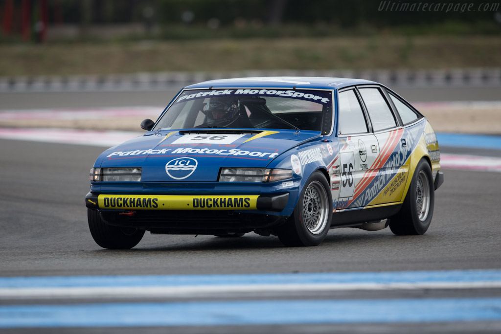 Rover SD1 3500 Group 1 - Chassis: SRG/PMG ? - Entrant: JD Classics - Driver: Steve Soper  - 2015 Dix Mille Tours