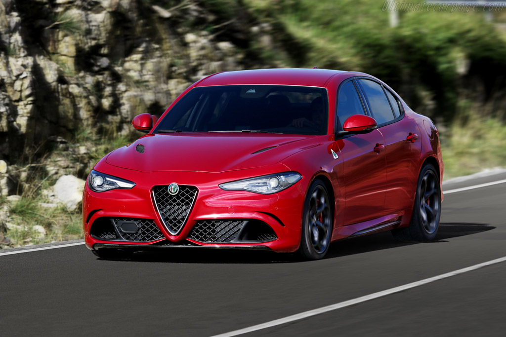 Click here to open the Alfa Romeo Giulia Quadrifoglio gallery