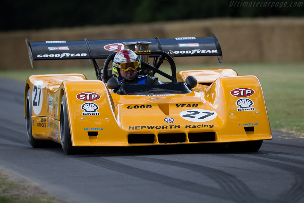 BRM P167 Chevrolet - Chassis: 167-02   - 2015 Goodwood Festival of Speed