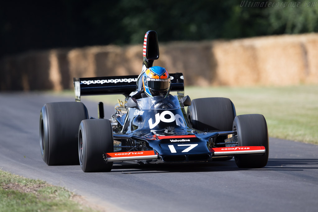 Shadow DN7 Matra - Chassis: DN7-1A   - 2015 Goodwood Festival of Speed