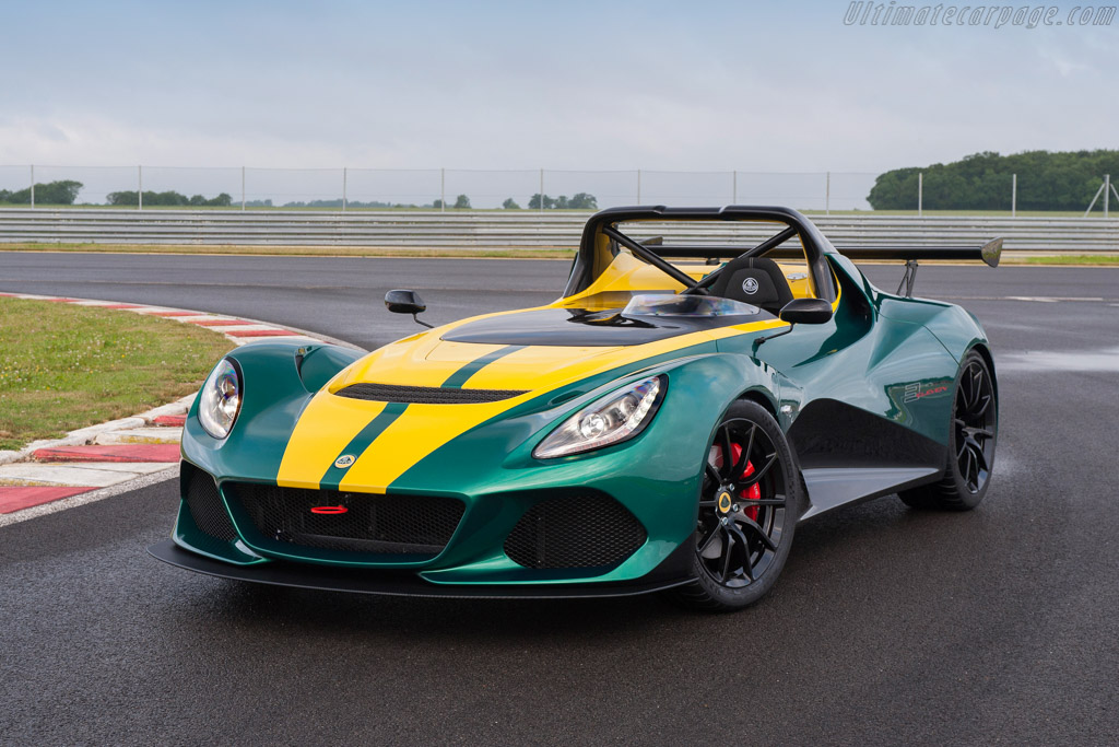 Click here to open the Lotus 3-Eleven gallery