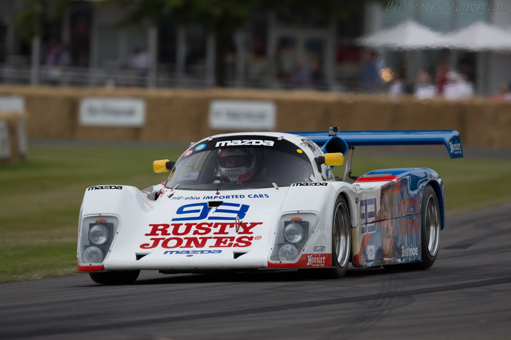 Tiga GT286 Mazda - Chassis: 330   - 2015 Goodwood Festival of Speed