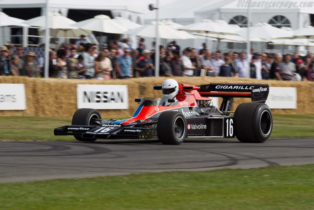 Shadow DN5B Cosworth - Chassis: DN5-5B   - 2015 Goodwood Festival of Speed