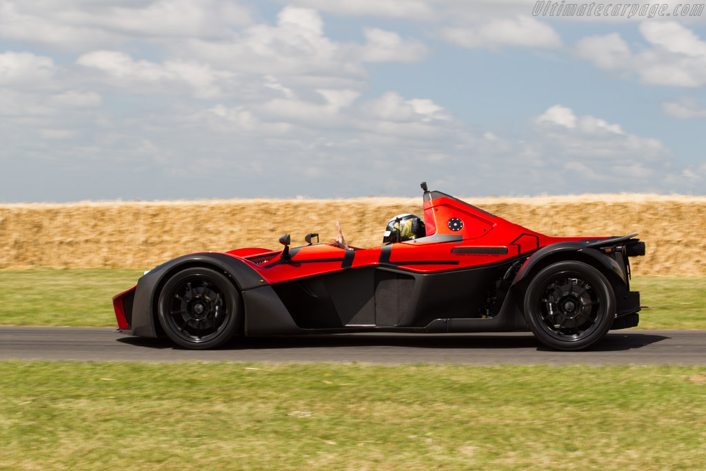 BAC Mono 2.5 - Chassis: 001   - 2015 Goodwood Festival of Speed