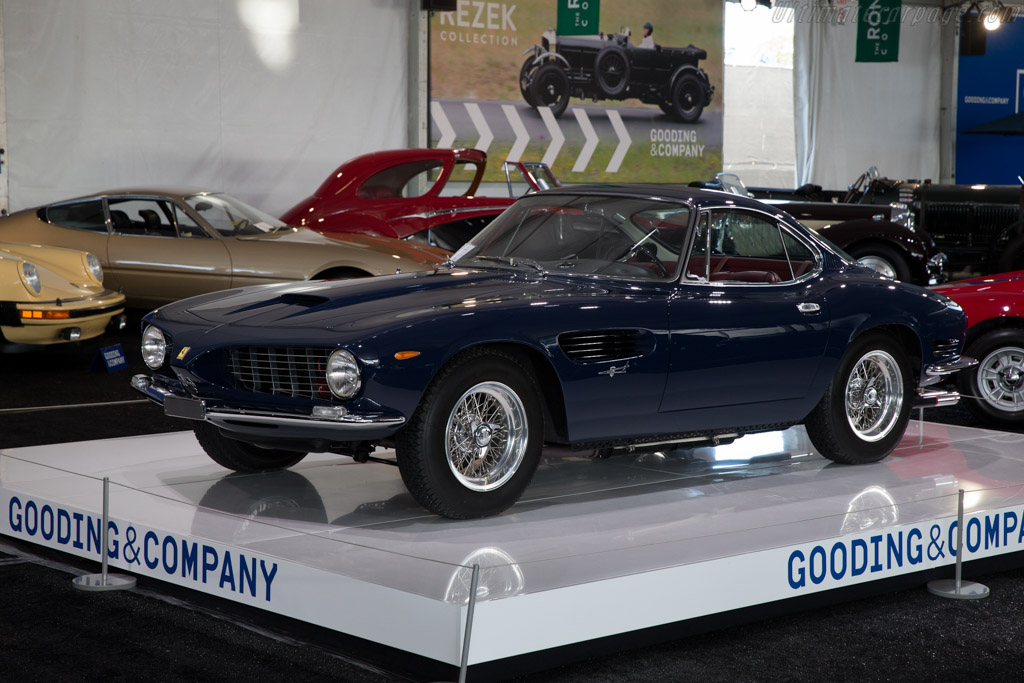 Click here to open the Ferrari 250 GT SWB Bertone Berlinetta gallery