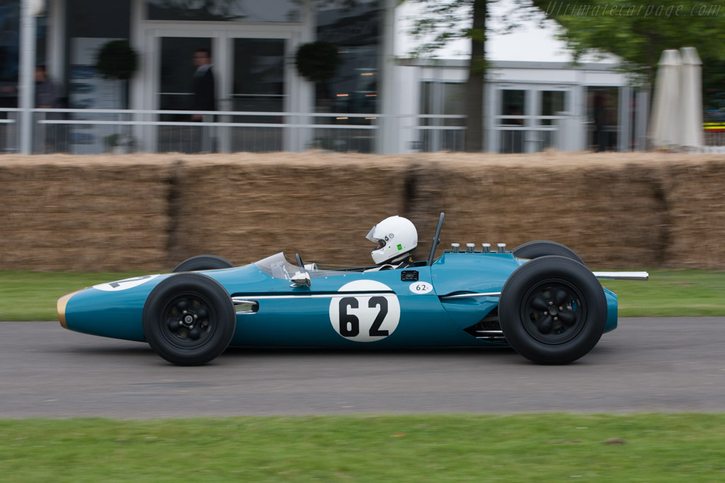 Brabham BT3 Climax - Chassis: F1-1-62   - 2012 Goodwood Festival of Speed