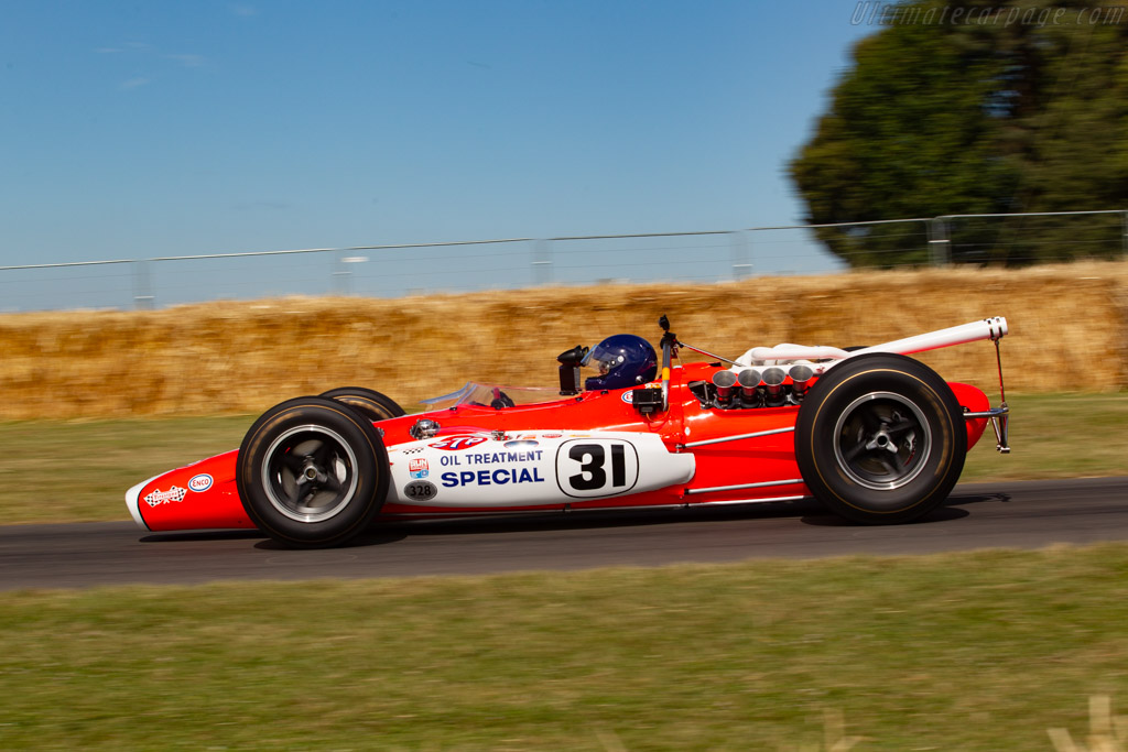 Lotus 38 Ford - Chassis: 38/7  - 2019 Goodwood Festival of Speed