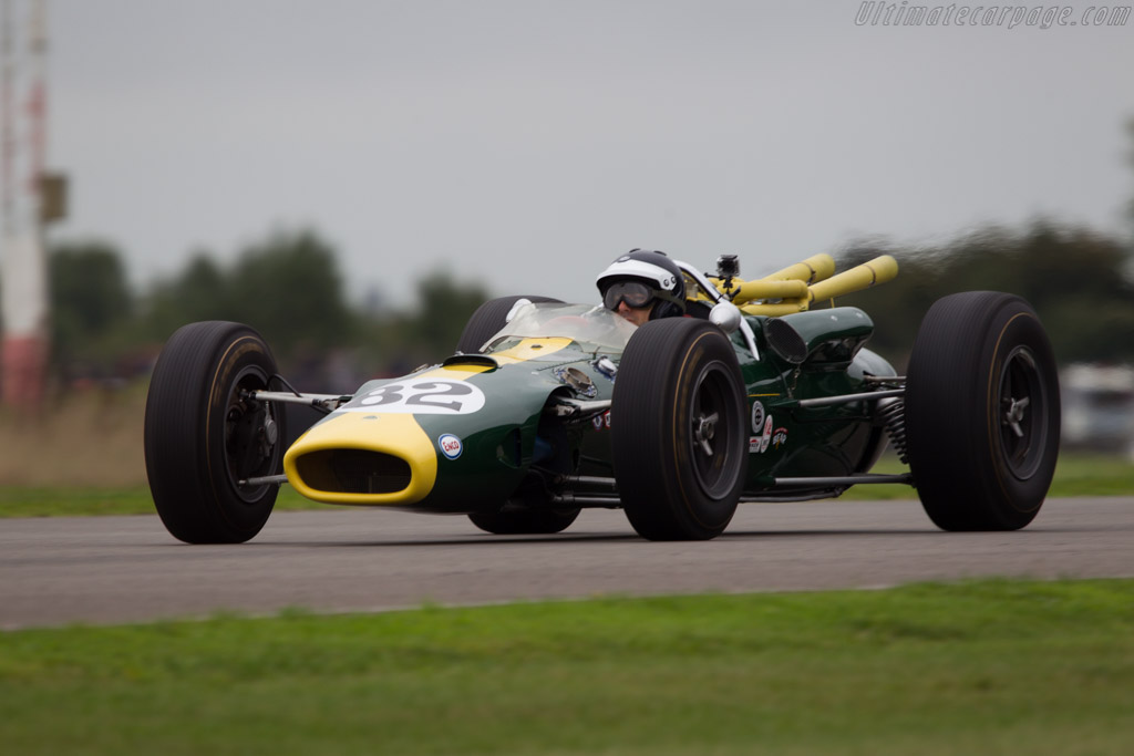 Lotus 38 Ford - Chassis: 38/1   - 2013 Goodwood Revival