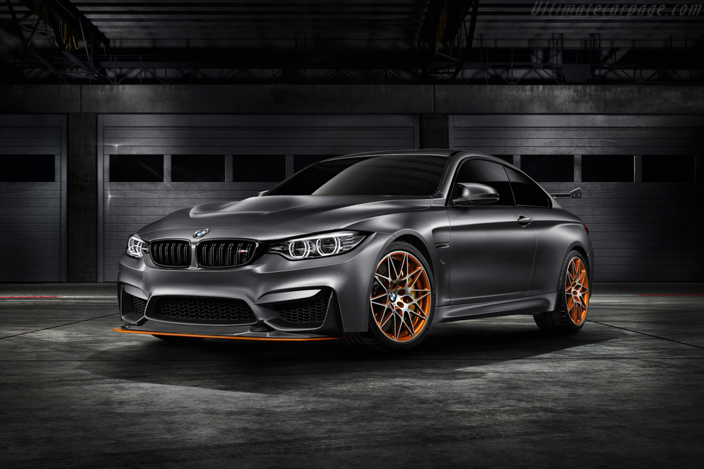 Click here to open the BMW Concept M4 GTS gallery