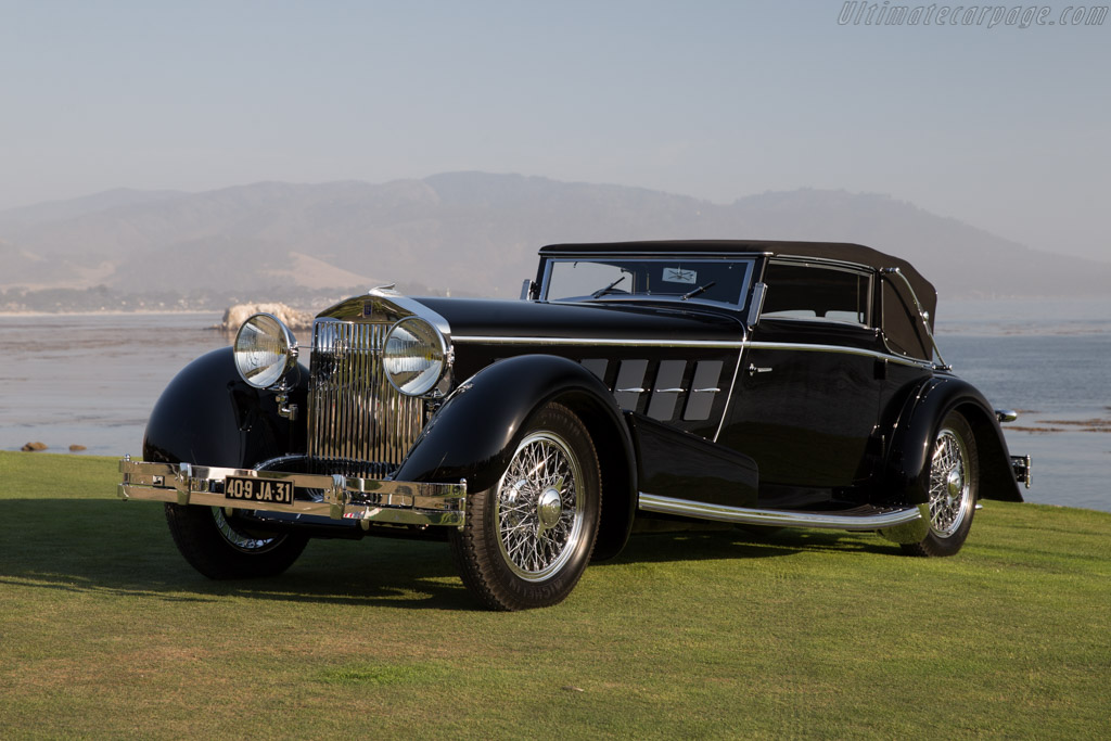 Click here to open the Isotta Fraschini 8A Worblaufen Cabriolet gallery