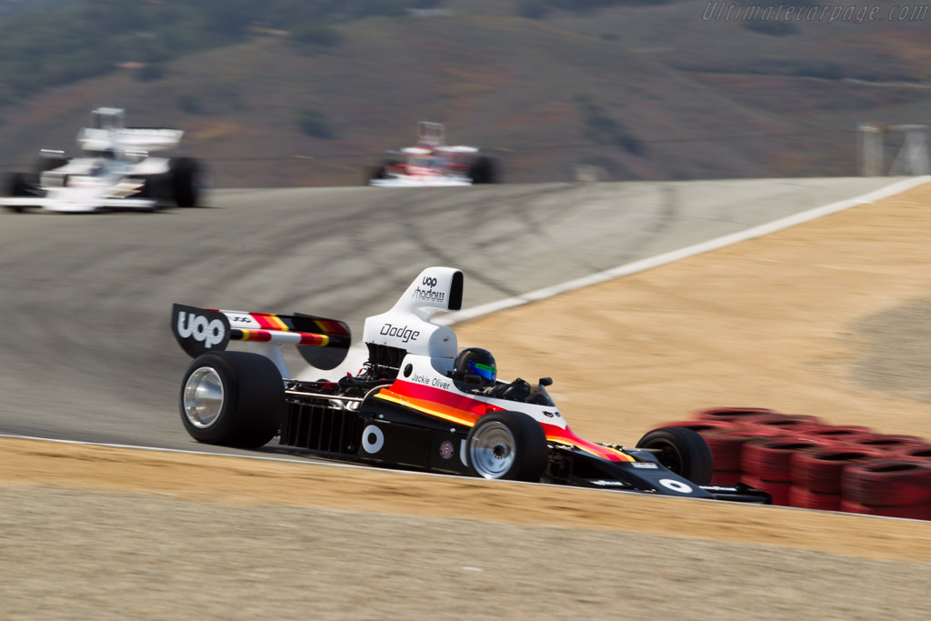 Shadow DN6 Dodge - Chassis: DN6-1A   - 2015 Monterey Motorsports Reunion