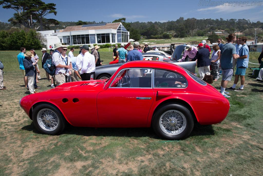 Ferrari 250 S Vignale Coupe - Chassis: 0156ET   - 2015 Pebble Beach Concours d'Elegance