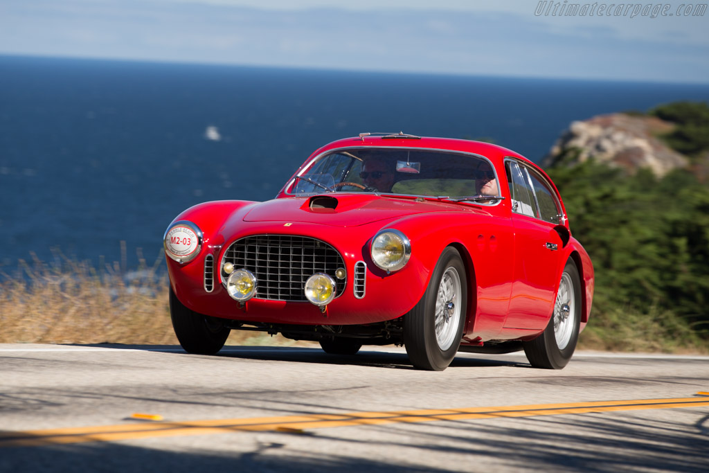 Click here to open the Ferrari 250 S Vignale Coupe gallery