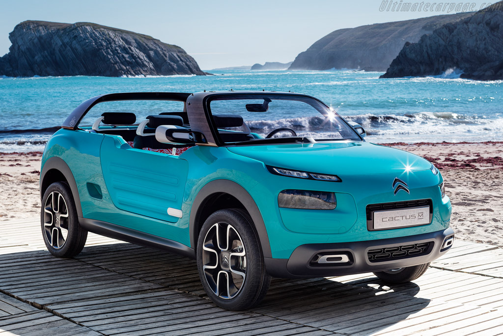 Click here to open the Citroën Cactus M Concept gallery