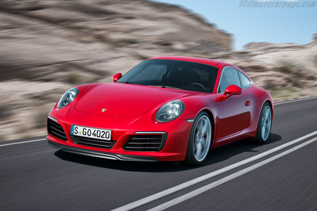 Click here to open the Porsche 911 Carrera S gallery