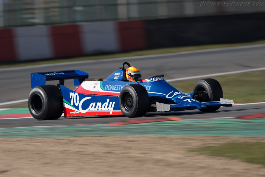 Tyrrell 010 Cosworth - Chassis: 010-3   - 2016 Zolder Masters Festival