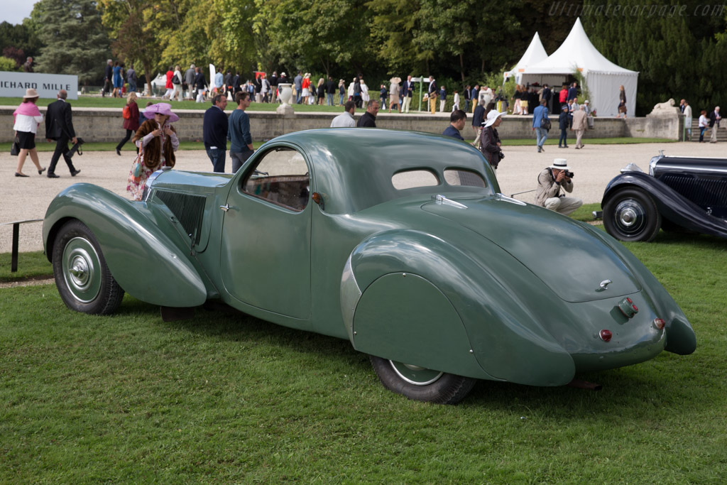 Bugatti Type 57 C Vanvooren Coupe (Chassis 57835 - 2015 Chantilly Arts ...