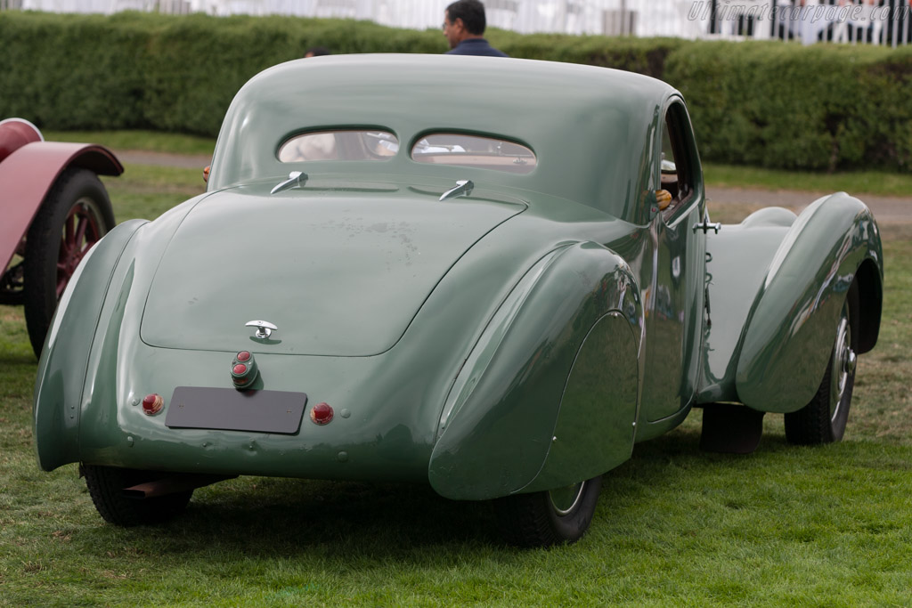 Bugatti Type 57 C Vanvooren Coupe - Chassis: 57835   - 2010 Pebble Beach Concours d'Elegance