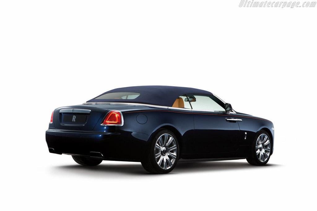 Royce Royce >> Rolls-Royce Dawn