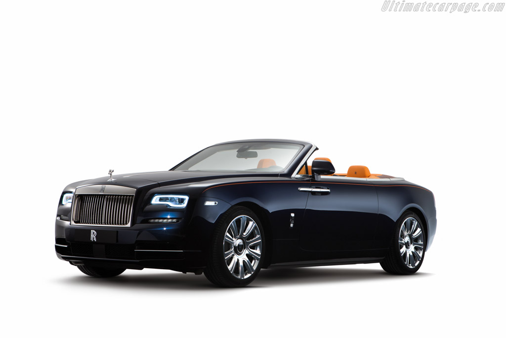 Click here to open the Rolls-Royce Dawn gallery
