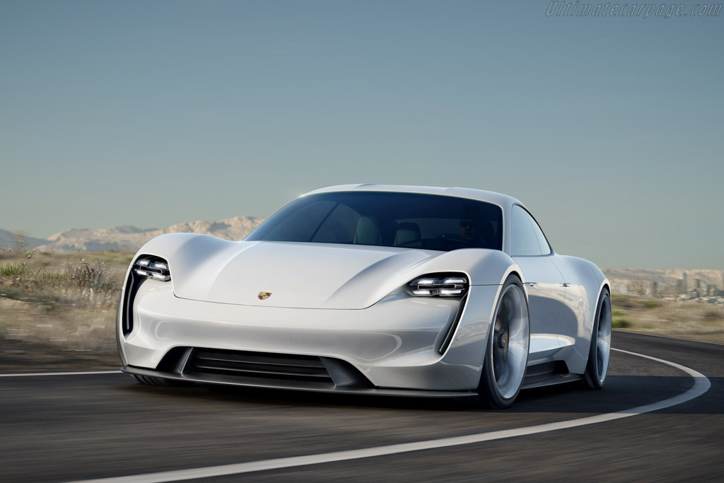 Click here to open the Porsche Mission E gallery