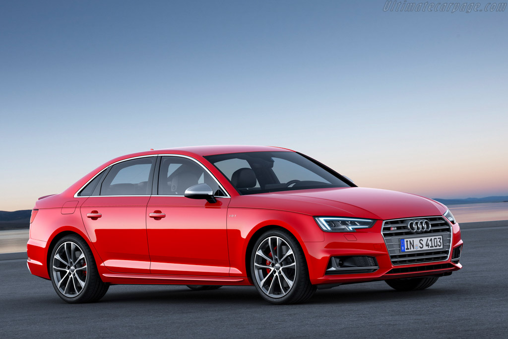 Click here to open the Audi S4 gallery