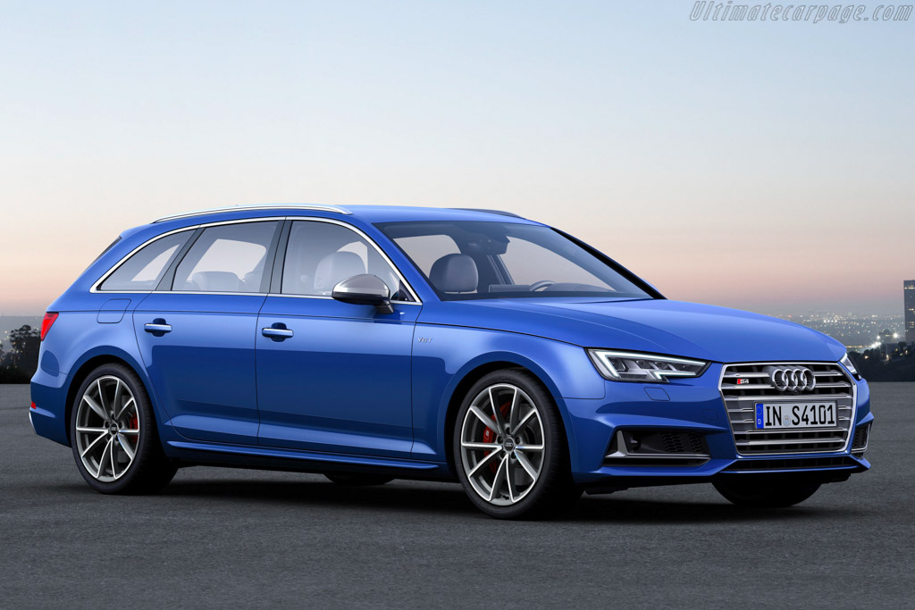 2016 Audi S4 Avant Images Specifications And Information