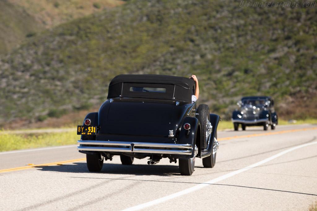 Duesenberg J Walker LaGrande Convertible Coupe - Chassis: 2568 J-531   - 2015 Pebble Beach Concours d'Elegance