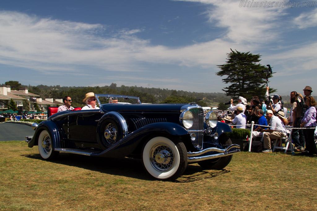 Duesenberg J Walker LaGrande Convertible Coupe - Chassis: 2560 J-534   - 2015 Pebble Beach Concours d'Elegance