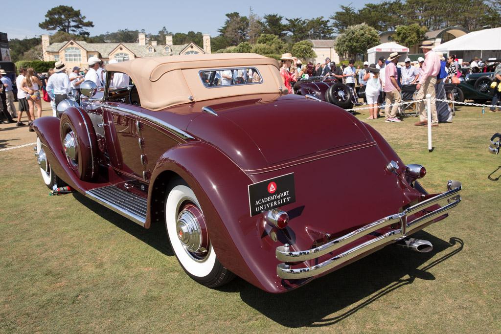 Duesenberg SJ Walker LaGrande Convertible Coupe - Chassis: 2563 J-530   - 2015 Pebble Beach Concours d'Elegance