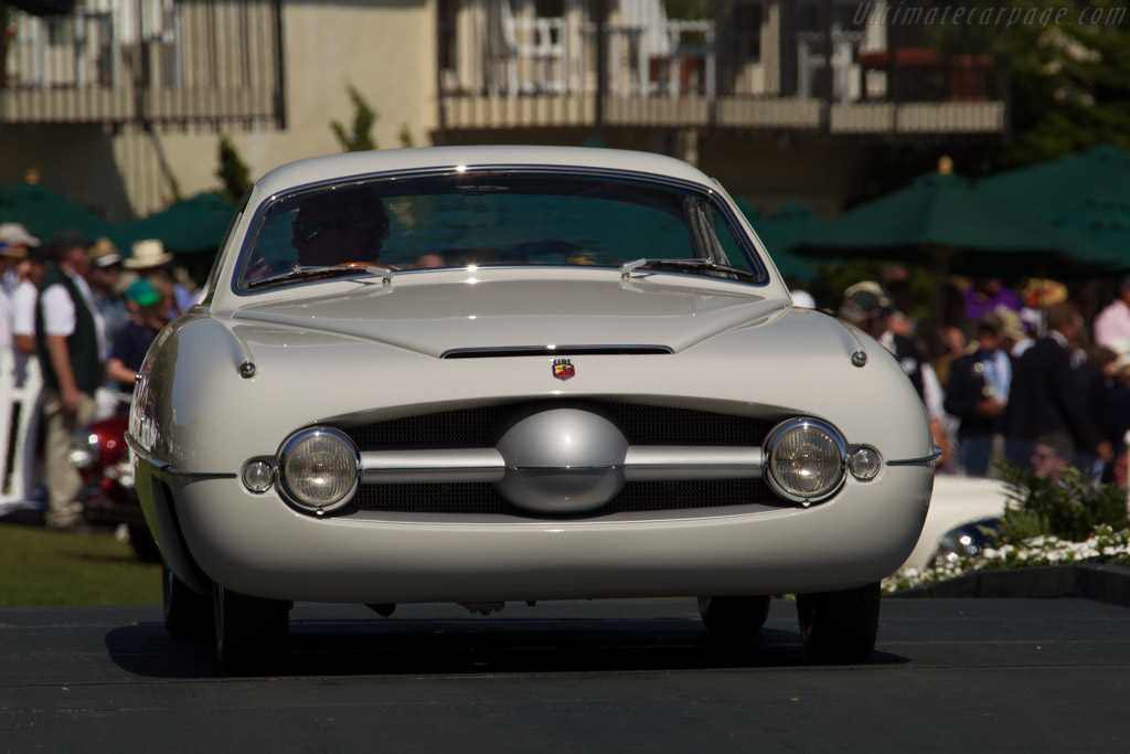 Abarth 1100 Sport Ghia Coupe - Chassis: 205104  - 2015 Pebble Beach Concours d'Elegance