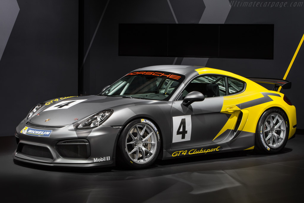 Click here to open the Porsche Cayman GT4 Clubsport gallery