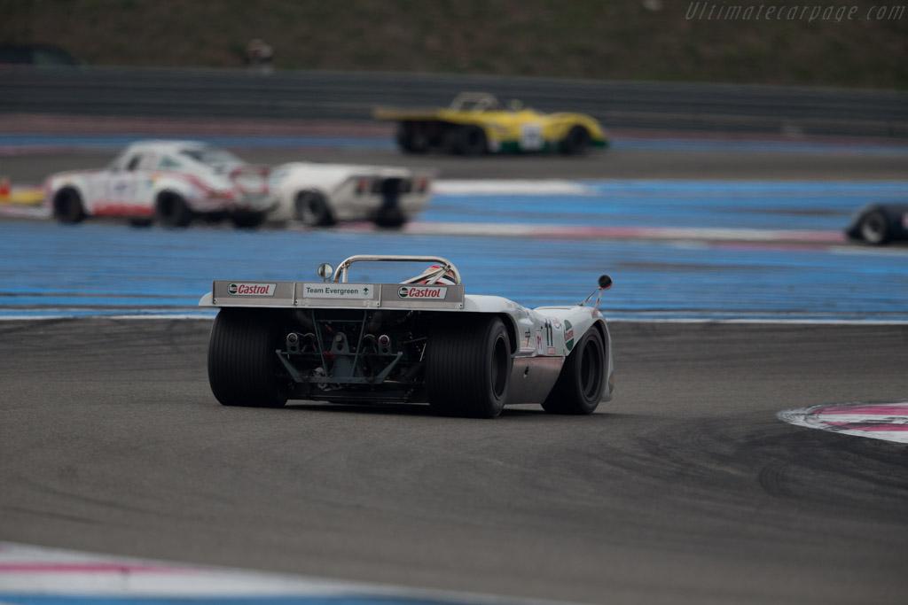 McLaren M8C Cosworth - Chassis: 70-01   - 2015 Dix Mille Tours