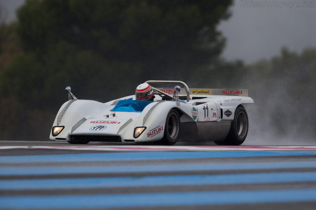 McLaren M8C Cosworth - Chassis: 70-01   - 2015 Dix Mille Tours