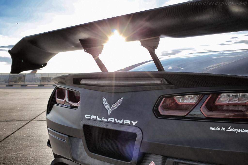 Callaway Corvette GT3-R