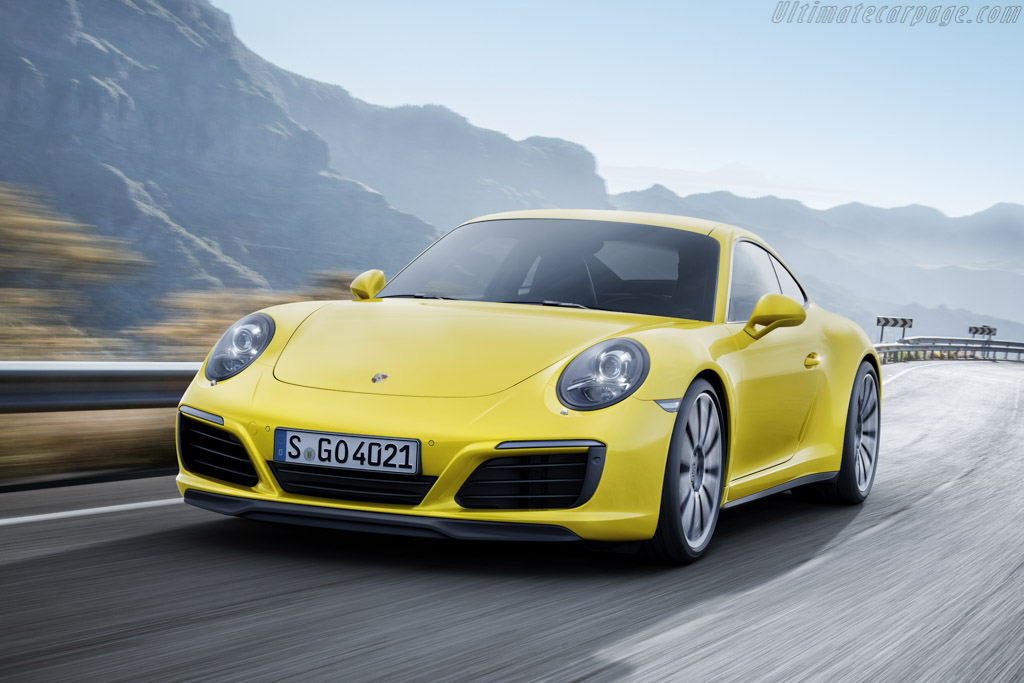 Click here to open the Porsche 911 Carrera 4S gallery