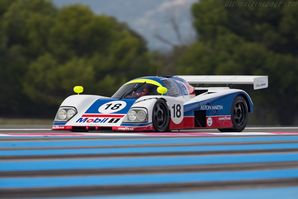 Aston Martin AMR1 - Chassis: AMR1 / 05  - 2016 Dix Mille Tours