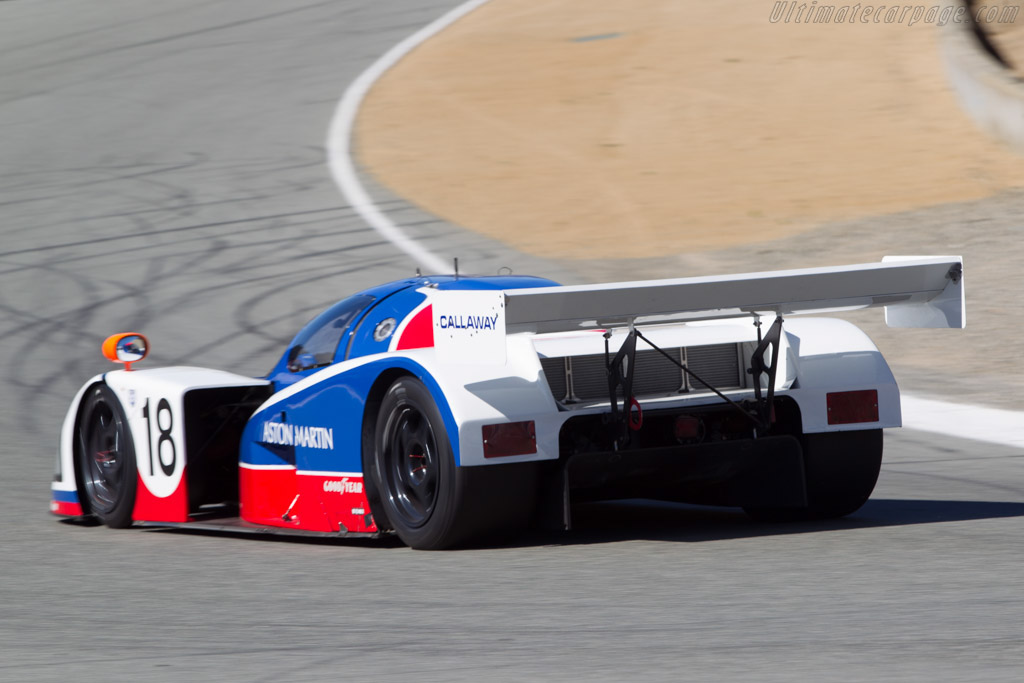 Aston Martin AMR1 - Chassis: AMR1 / 04   - 2013 Monterey Motorsports Reunion