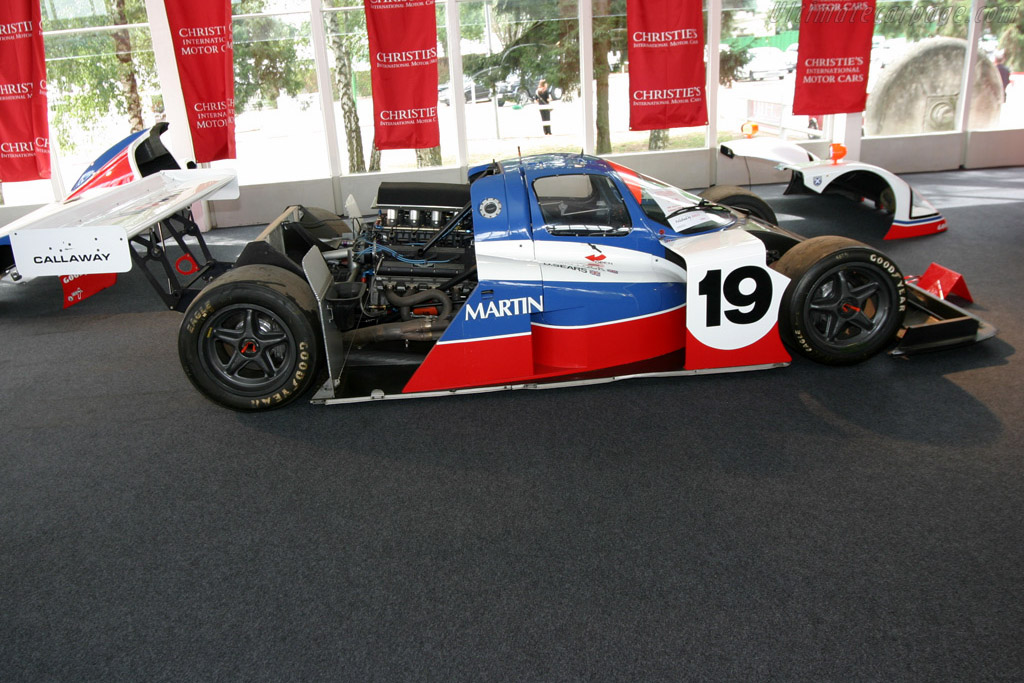 Aston Martin AMR1 - Chassis: AMR1 / 03   - 2004 Le Mans Classic