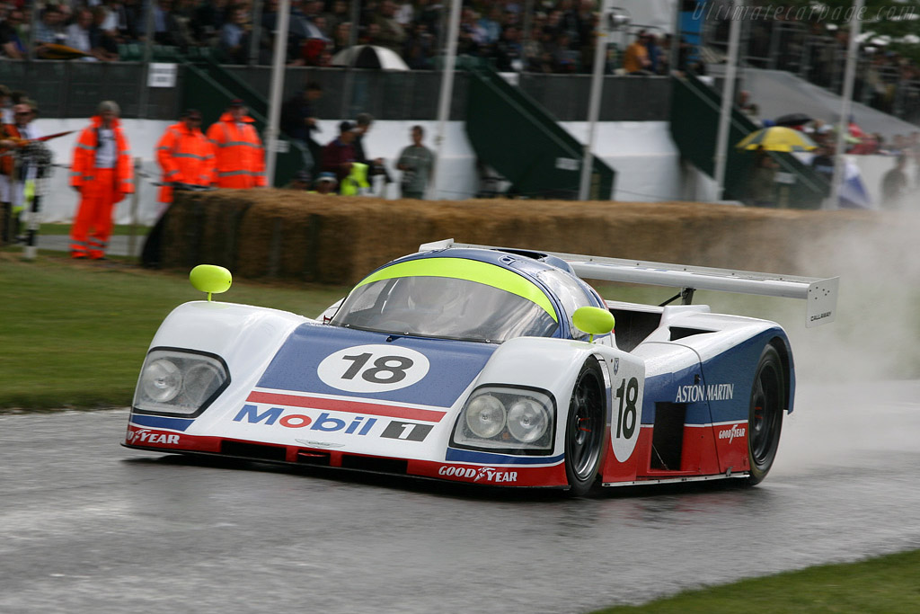 Aston Martin AMR1 - Chassis: AMR1 / 05  - 2007 Goodwood Festival of Speed