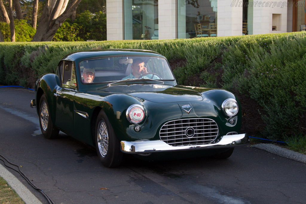 Cunningham C-3 Competition Coupe - Chassis: 5206X  - 2015 Pebble Beach Concours d'Elegance