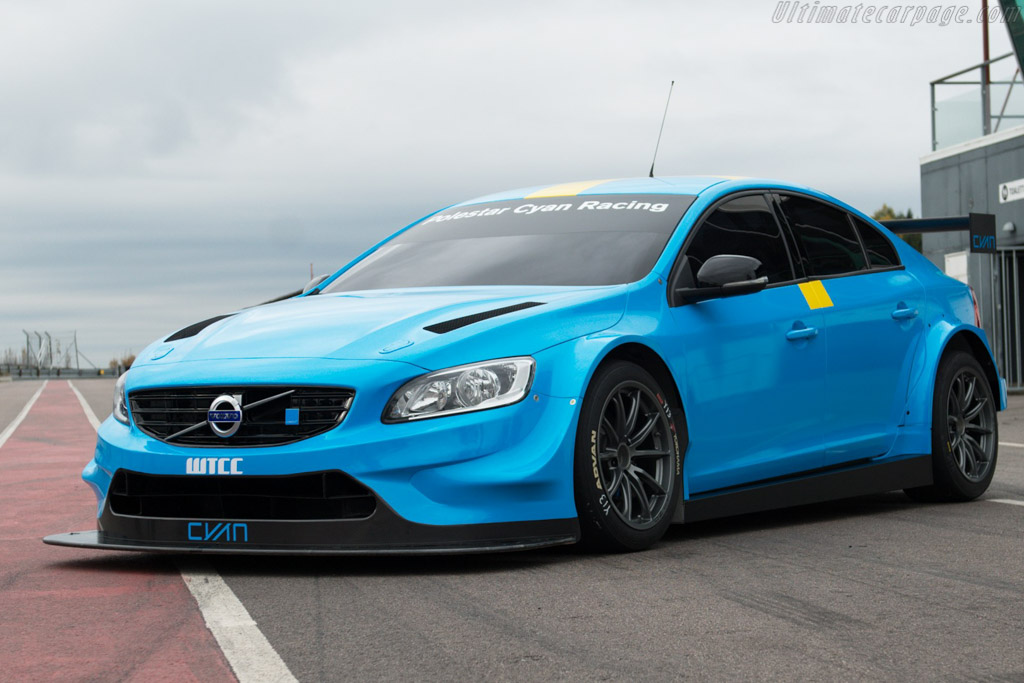 Click here to open the Volvo S60 Polestar TC1 gallery