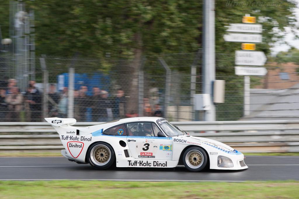 Porsche 935 L1 'Baby' - Chassis: L1   - 2012 Le Mans Classic