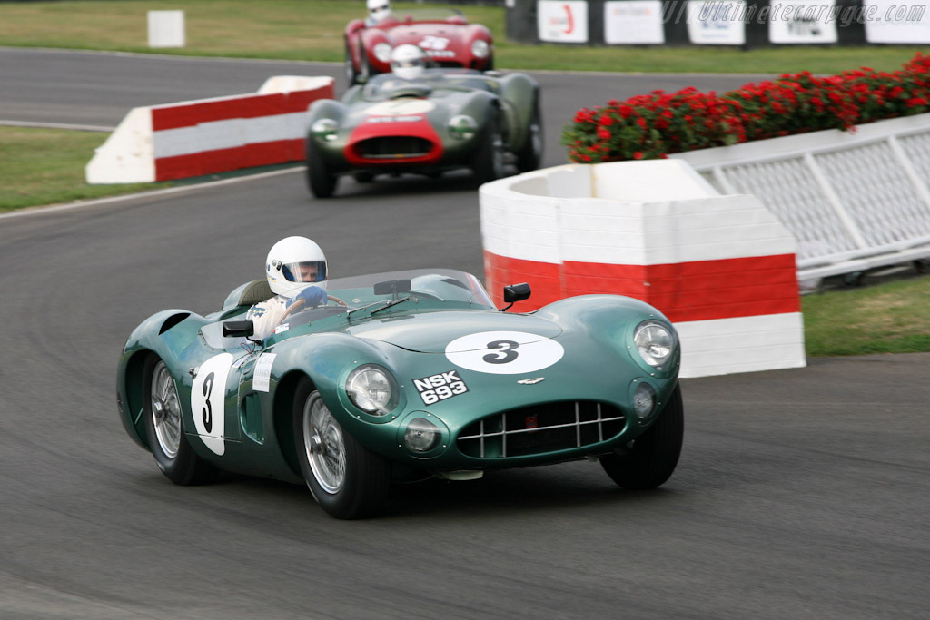 Aston Martin DBR1 - Chassis: DBR1/4   - 2006 Goodwood Revival