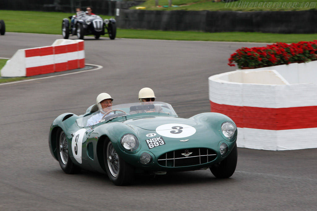 Aston Martin DBR1 - Chassis: DBR1/4   - 2007 Goodwood Revival