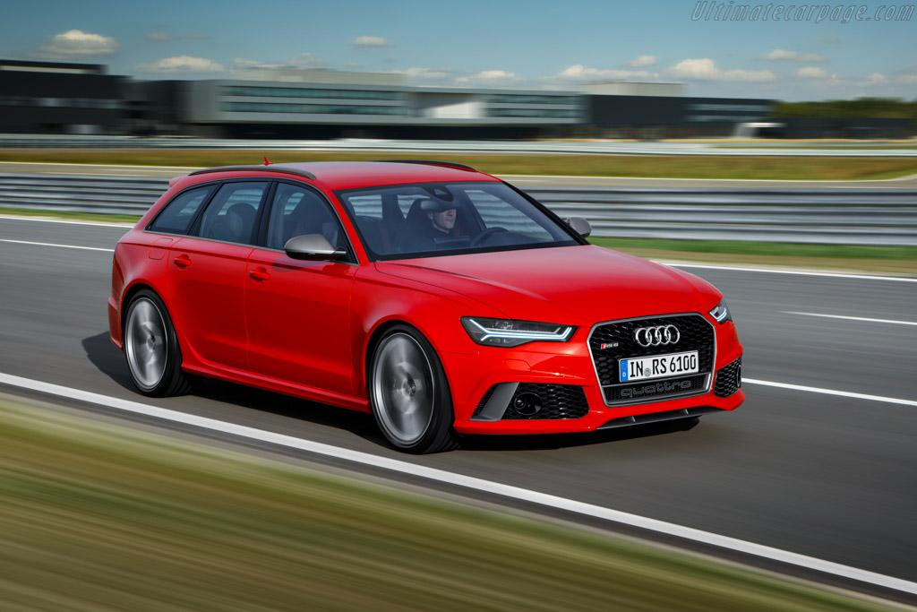 Audi RS 6 Avant performance