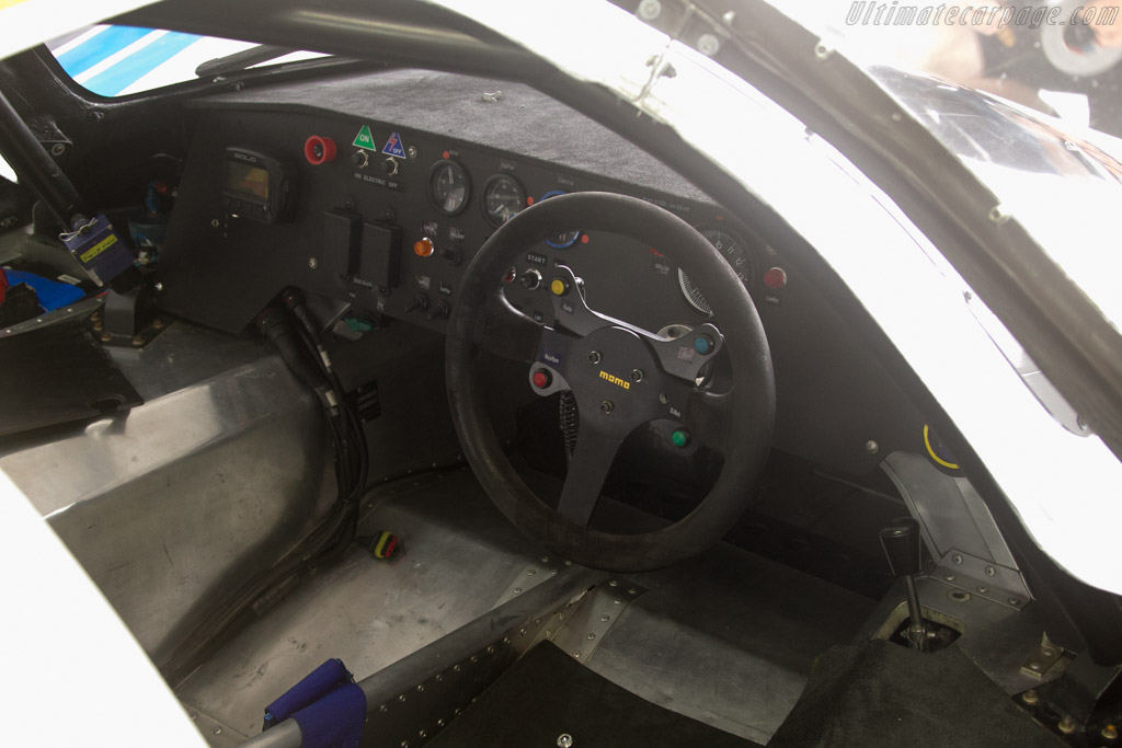 Tiga GC85 Cosworth - Chassis: 379   - 2015 Dix Mille Tours